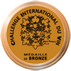 Médaille de Bronze - International Wine Challenge