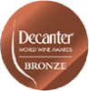 Bronze - Decanter World Wine Awards