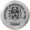 Médaille d'Argent - International Wine Challenge