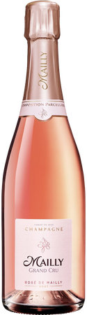 Champagne Grand Cru Mailly Brut Rosé Roséchampagner
